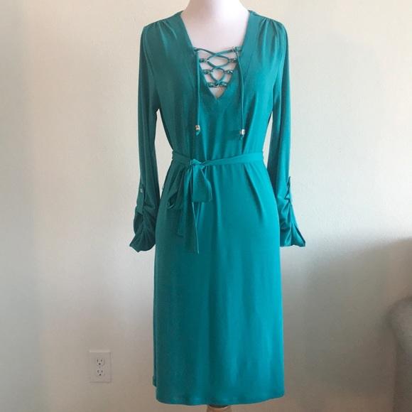 MICHAEL Michael Kors Dresses & Skirts - Michael Kors shirt Dress Size Small